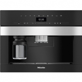 Miele CVA7440 Built-in coffee machine with the patented CupSensor